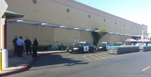 Bomb Threat at Natomas Walmart Unfounded