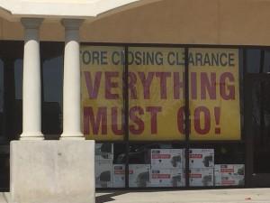 California Backyard Store in Natomas to Close