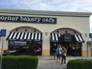 Corner Bakery Cafe Opens Today in Natomas