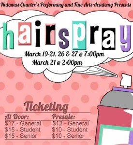On Stage in Natomas: Hairspray