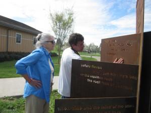 Natomas Arts: Poet Laureate Park Takes Shape