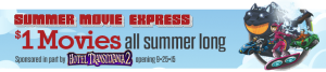 Summer Movie Express Returns to Natomas