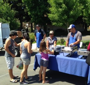 Natomas District Kicks Off Free Summer Meals