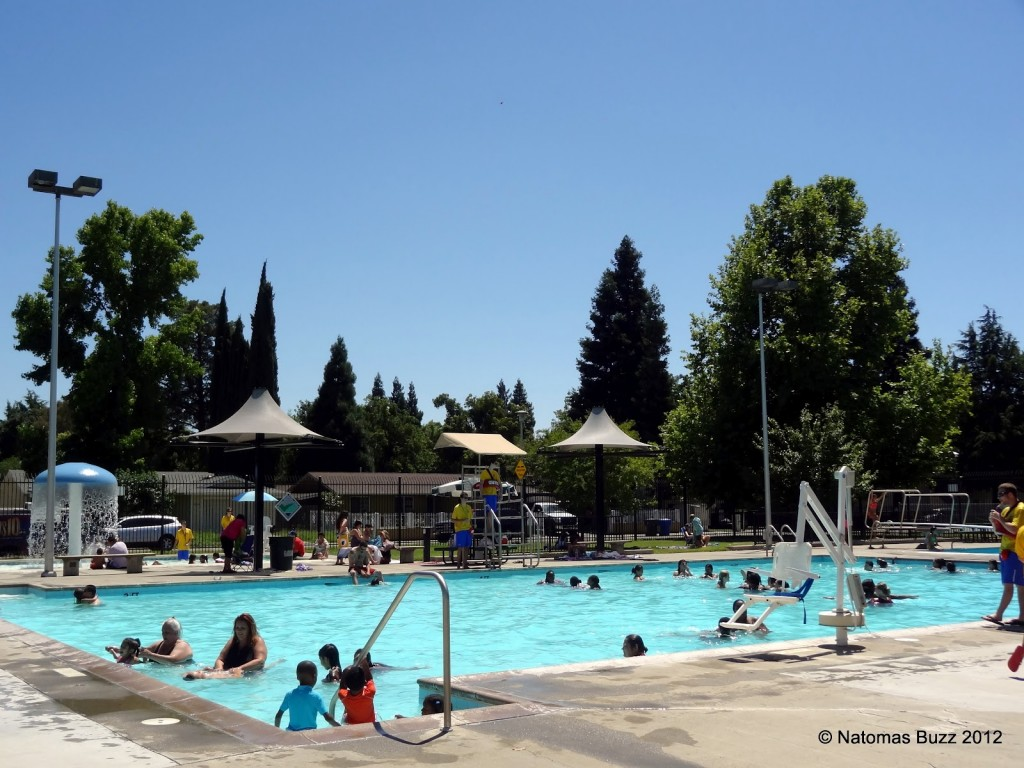 Doyle Pool is now open for recreation swim. / Photo: C. Shannon