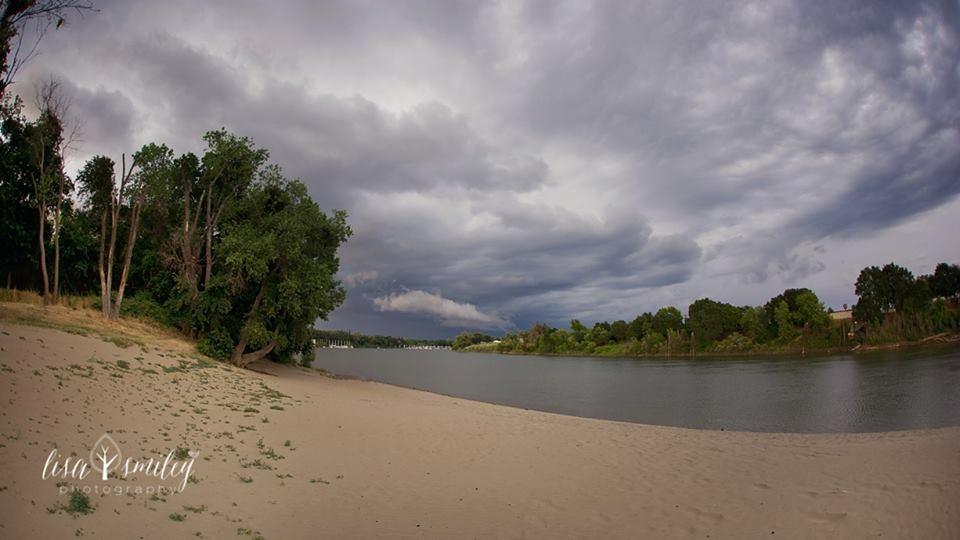 Sand Cove Beach courtesy Lisa Smiley Photography