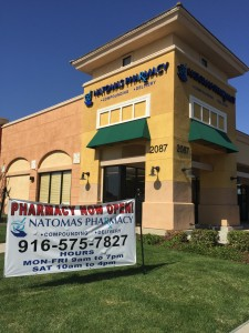 New Pharmacy in Natomas Offers Free Delivery