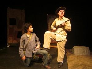 On Stage in Natomas: American Night: The Ballad of Juan Jose