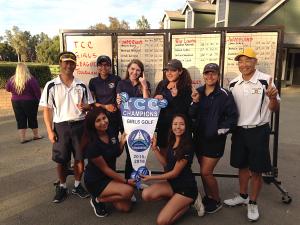 Buzz-Worthy Kids: Inderkum Girls TTC Golf Champs
