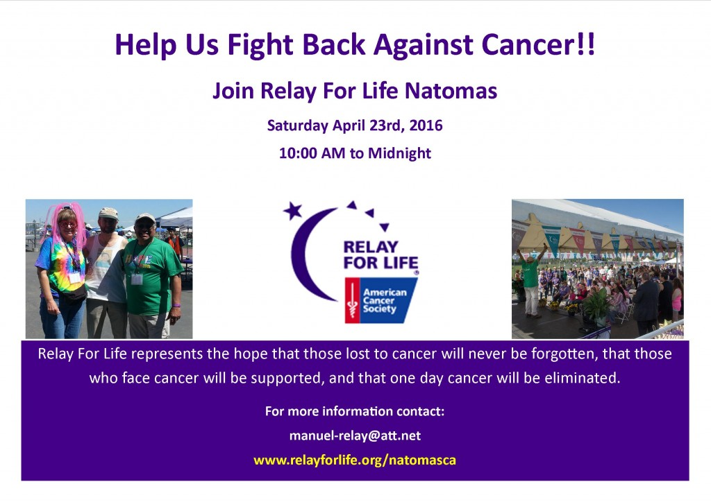 Relay 2016 AD