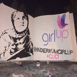 Seen in Natomas: Girl Up Raises Awareness