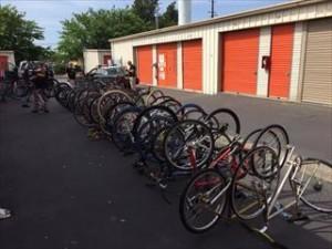 Police Recover Stolen Bikes in Natomas