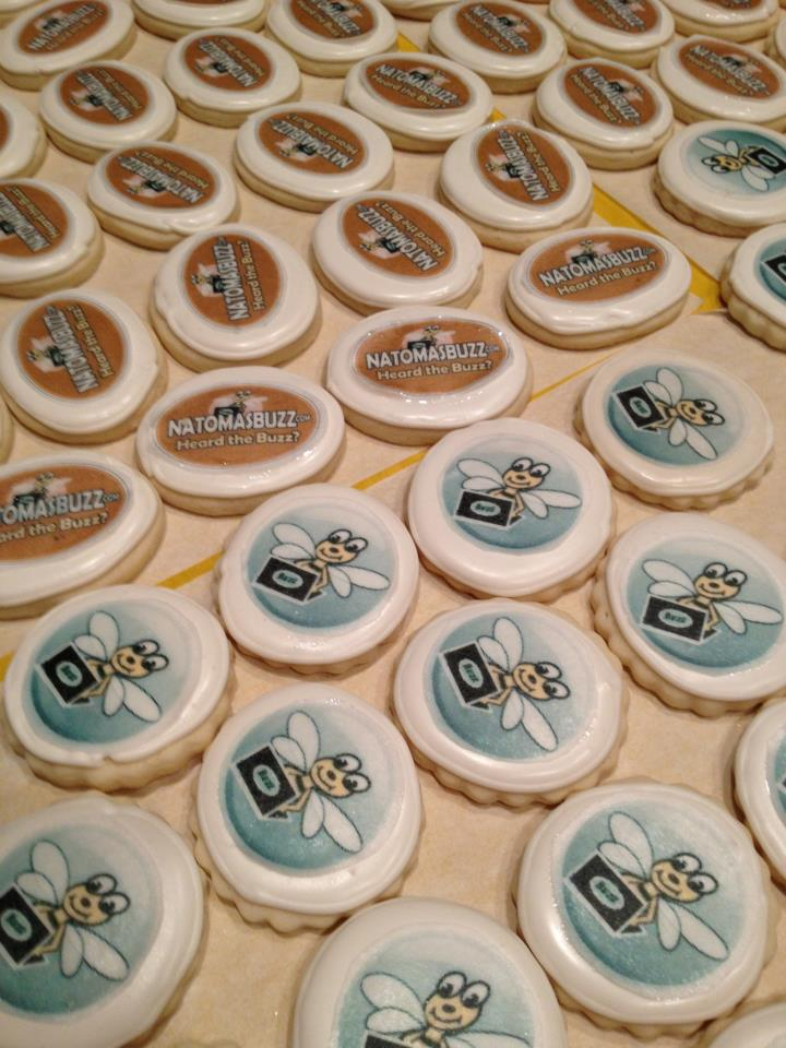 Celebrate Natomas! Cookies