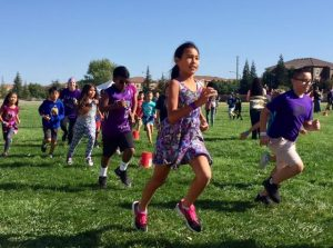 Natomas Students Run to Raise Money for Field Trips and More