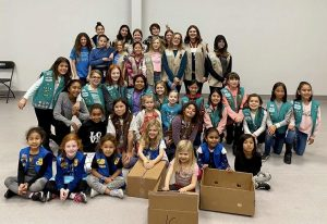 Natomas Cares: Girl Scouts Give Back