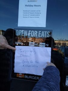 BurgerIM in Natomas has Closed