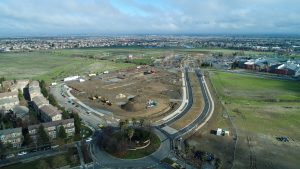 North Natomas Roadway Project Makes Progress