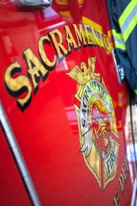 Two Injured in Fire at Natomas Homeless Camp