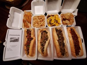 Natomas Bites: Cheesesteaks