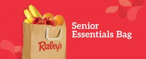 Raley's Plans Grocery Bag of Staples for Seniors