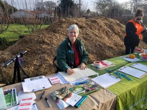 Former Mayor Leads Greening of South Natomas