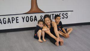 Yoga Studio Offers Free Children's Classes Online