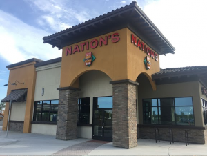 Nation's in Natomas Opens Today for Take Out