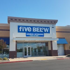 Opening Date Set for New Five Below Store