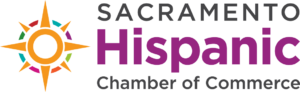 Image of Sacramento Hispanic Chamber of Commerce logo.