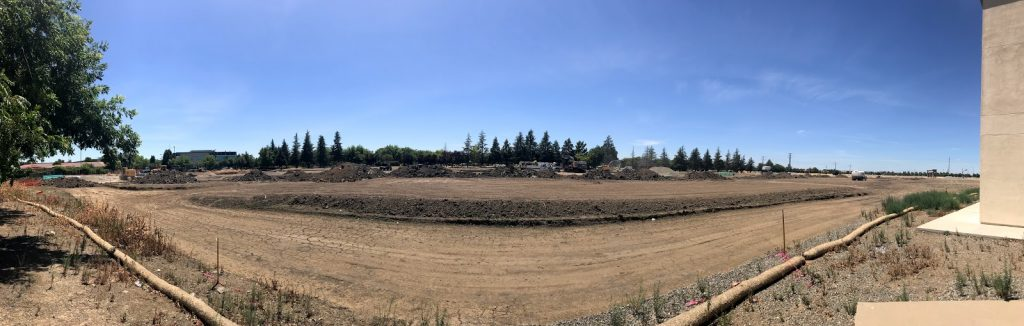Image of large lot. Only dirt is visible.