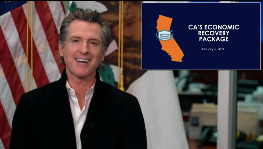 CA' economic recovery package