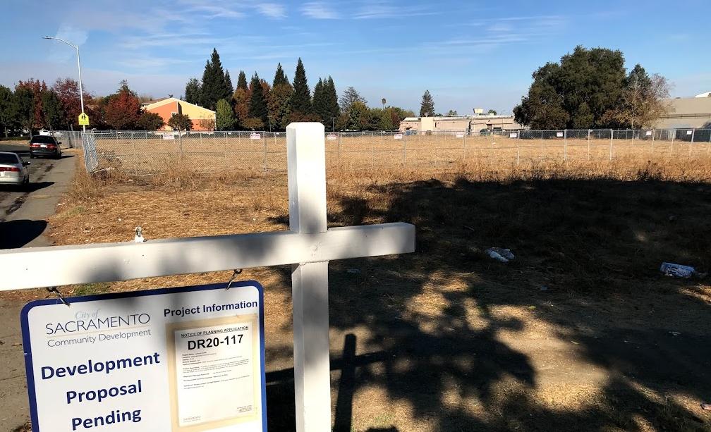 City of Sacramento Development Proposal Pending Project Information DR20-117