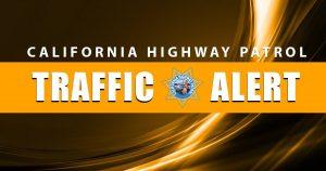 California Highway Patrol Traffic Alert